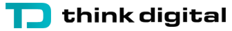 Think Digital #WeAreMediaHouse Logo
