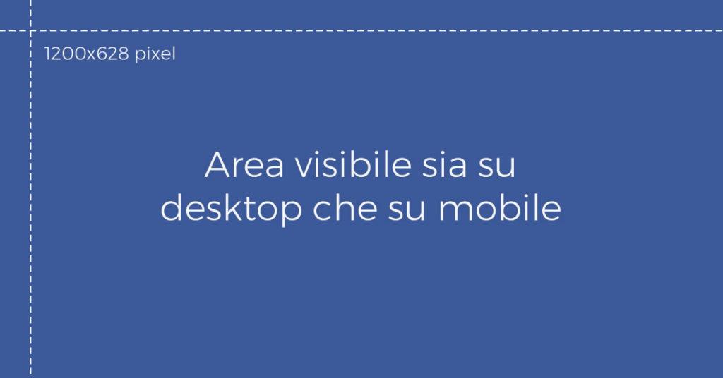 dimensioni delle immagini per social facebook link